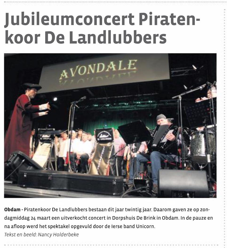 Bericht uit De Kogge